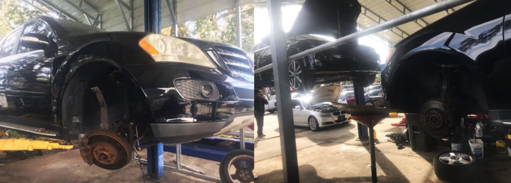 Mercedes Benz Import Car Repair Orlando